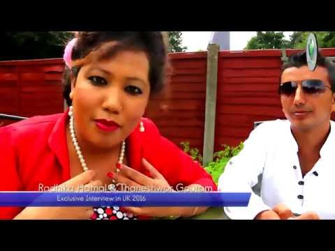 Video Radhika Hamal and Thaneshwor Gautam Exclusive Interview UK 2016 (Part 1) download in MP3, 3GP, MP4, WEBM, AVI, FLV January 2017