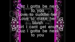 Download Lagu Next To You w/ lyrics Mike Jones Mp3
