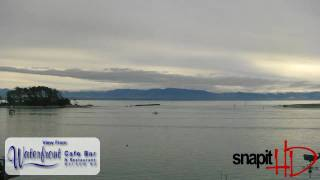 Nelson Waterfront Webcam Wednesday 4th August 2010