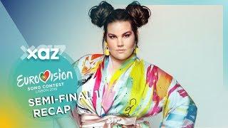 Video Eurovision 2018: Semi-final 1 (Recap of all songs) MP3, 3GP, MP4, WEBM, AVI, FLV Maret 2018