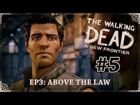 TWD: A New Frontier │ Above the Law [#5] Vyholená kočička...