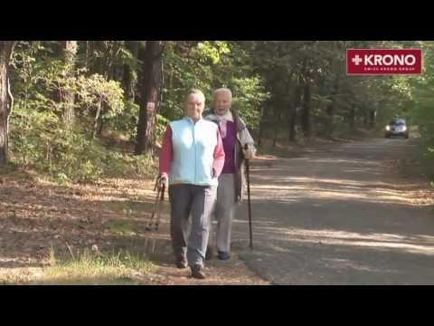 Zaproszenie na nowootwarty szlak Nordick Walking w Żarach
