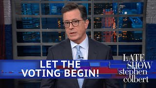 Colbert Crunches The Midterms Down To One Statistic