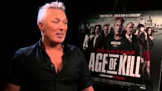 Nonton Martin Kemp Interview 2015   Age Of Kill Film Subtitle Indonesia Streaming Movie Download