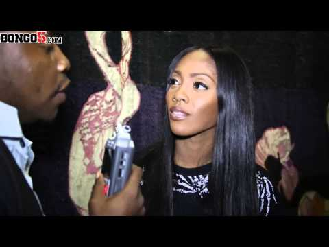 Tiwa Savage talks about her controversial video and working with Diamond