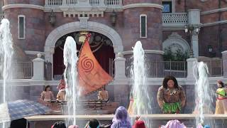 Beat the heat with an all-new show, Summer Blast starring popular Disney pals, along with friends from some favorite animated films in Shanghai Disneyland at the Shanghai Disney Resort on 06 Jul 2017.