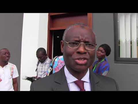 COTE D'IVOIRE: Cérémonie de clôture de la 7ème Edition Journées Nationales Promotionnelles des PME et de L'Artisanat (JNPPME- A 2018)