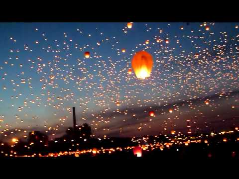 Poland: 8000 Lanterns In The Sky