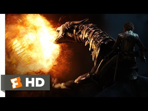 Eragon (4/5) Movie CLIP - Dragon Battle (2006) HD