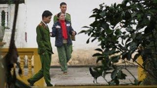 Bà Bùi Thị Minh Hằng đã tuyệt thực 2 lần.