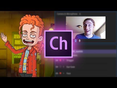 Modifying Behaviors in Adobe Character Animator