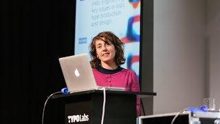 TYPO Labs 2017 | Amélie Bonet | Indic Engineering