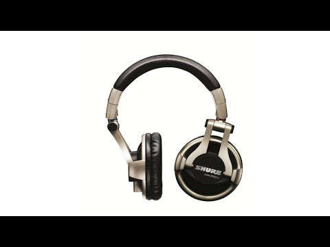 BEST DJ Headphones Under $ 150|Shure SRH750DJ Buyer's Guide