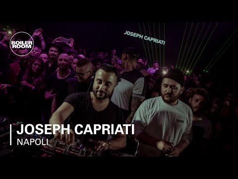 Joseph Capriati Boiler Room Napoli DJ Set