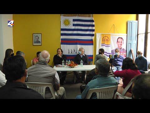 Cabildo Abierto comenzó reuniones de información en defensa de la LUC