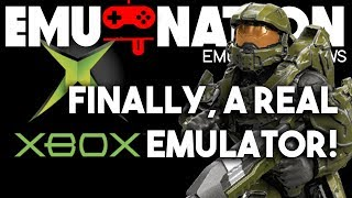 EMU-NATION: We Finally have XBOX Emulation!