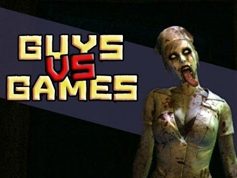 Rise Of Nightmares (XBox 360 Kinect) - Guys VS Games