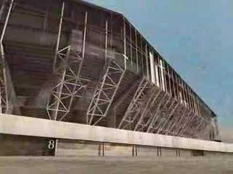 Nuevo estadio La Romareda