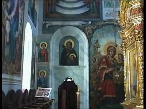 Афон_1часть-Свято-Пантелеймонов монастырь