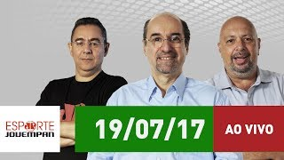 Esporte em Discussão - 19/07/17