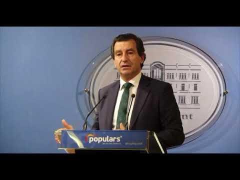 """Company: """"Presentam una llei amb mesures concretes per facilitar l`accés a un habitatge a Balears"""""""