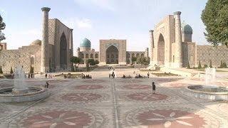 Semerkant, Özbekistan'ın ikinci büyük şehri ve 2700 yıllık bir tarihi var. M.Ö. 700... Euronews, Avrupa'nin en çok izlenen haber kanali Önemli haberlerin yer...