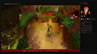 Crash bandicoot gameplay