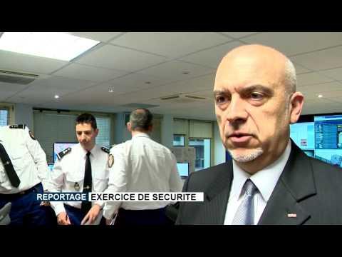 Exercice de sécurité en Principauté