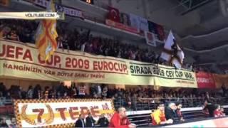 В Турции во время матча в российских волейболисток полетел мусор