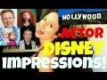 impressions! actors/disney quotes