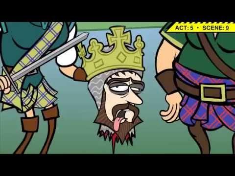 """Shakespeare's MACBETH"" Cliffsnotes' Video Summary"