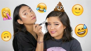 Video MY BROTHER DOES MY MAKEUP FT. OPITA | [Bahasa Indonesia] MP3, 3GP, MP4, WEBM, AVI, FLV Agustus 2018
