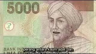 Viral! Uang 5000 berbicara, Kisah Imam Bonjol