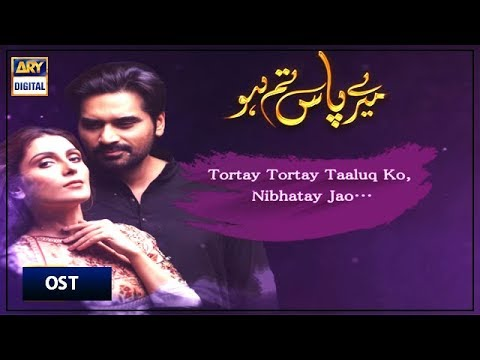 Meray Paas Tum Ho | OST 🎵with Lyrics| Singer: Rahat Fateh Ali Khan | ARY Digital Drama