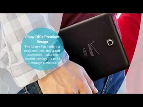 Samsung Galaxy Tab 4 4G LTE 8.0 inch 16GB Tablet (Verizon Wireless)