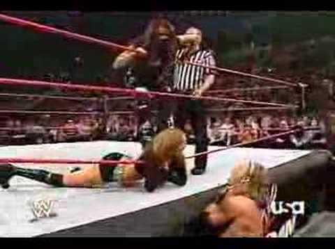 John Cena And Maria .V.S. Edge And Lita (видео)