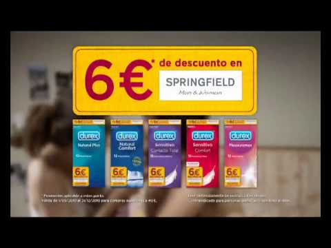 Promo Durex Springfield