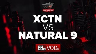 Execration  vs Natural 9, ROG Masters, game 1 [LightOfHeaveN]