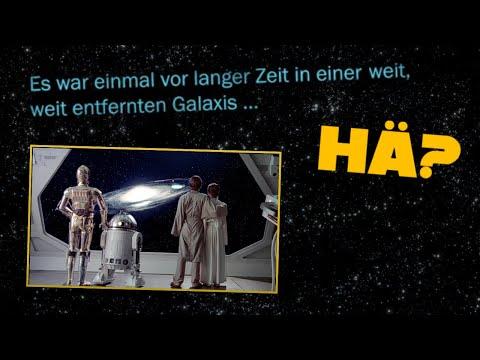 Großer Fehler bei Star Wars!