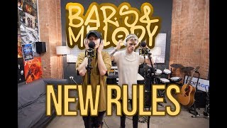 Video Dua Lipa - New Rules || Bars and Melody COVER download in MP3, 3GP, MP4, WEBM, AVI, FLV January 2017