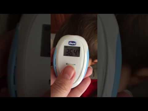 Termometro frontale Chicco ad infrarossi