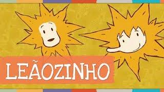 """Leãozinho  - DVD """"Pauleco e Sandreca"""""""