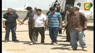 Shanzu Kenya  city photos : Heroin Bust in Shanzu Mombasa