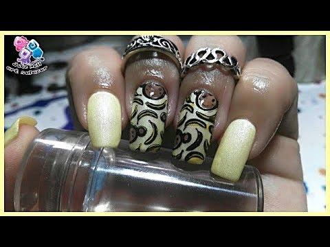 Diseños de uñas - DISEÑO DE UÑAS , MONOS COLABORACION IVA S NAILS
