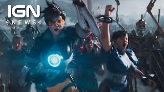 Video Ready Player One SXSW Premiere Has Technical Difficulties with Spielberg in Attendance - IGN News MP3, 3GP, MP4, WEBM, AVI, FLV Juni 2018