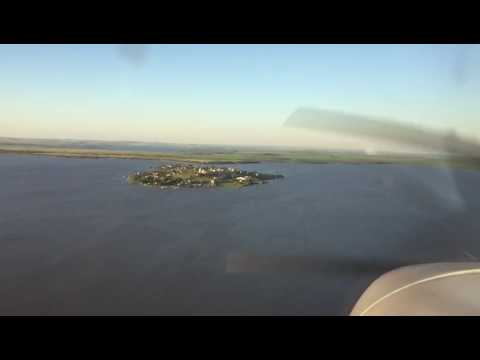 Sobrevoando à Ilha do sol -Primeiro de Maio-PR