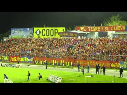 Turba Roja - FAs vs Santa Tecla - Turba Roja - Deportivo FAS