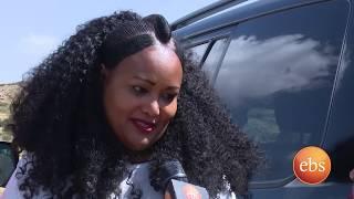 ሰሞኑን አዲስ (የኢትዮ ኤርትራ ድንበር እና የየብስ ግንኙነት ክፍል 2)/Semonun Addis Oct Ep 2 ASMERA ERITREA