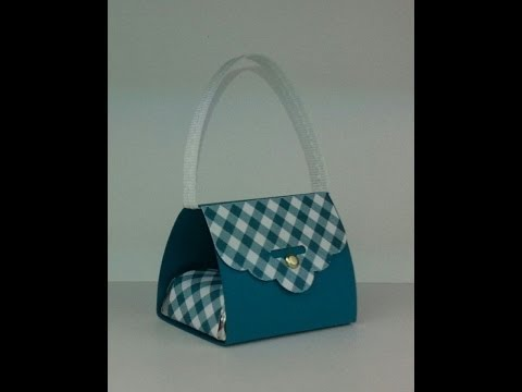 Cute Purse Treat Holder