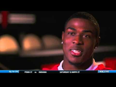 Tevin Coleman Interview 11/7/2014 video.